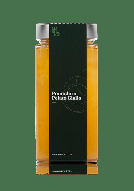 Pomodoro pelato giallo 580 g