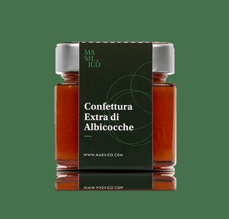 Confettura extra di albicocche 260 g