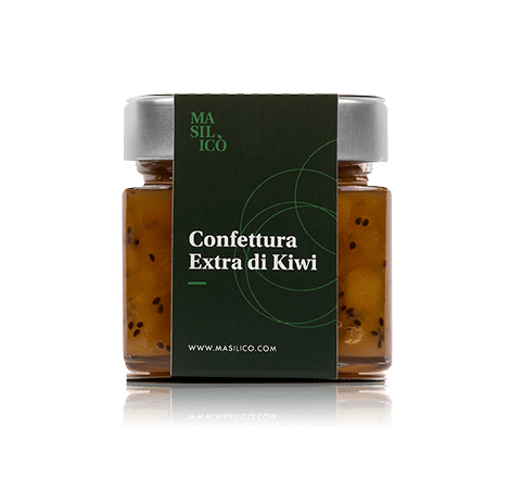 Confettura extra di kiwi 260 g