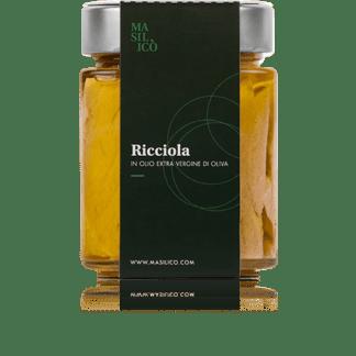 Ricciola in olio extra vergine di oliva 300 g