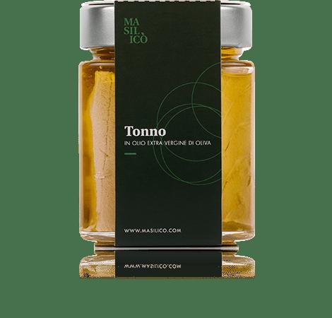 Tonno in olio extra vergine di oliva 300 g