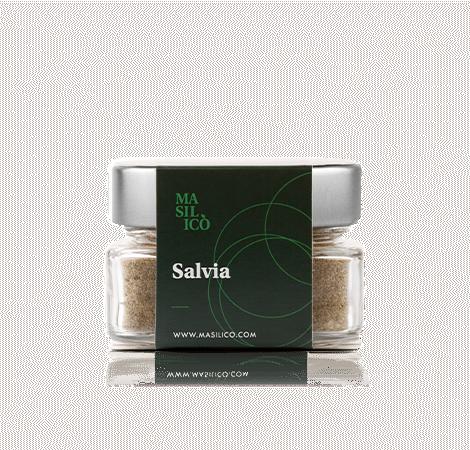 Salvia in polvere 20g