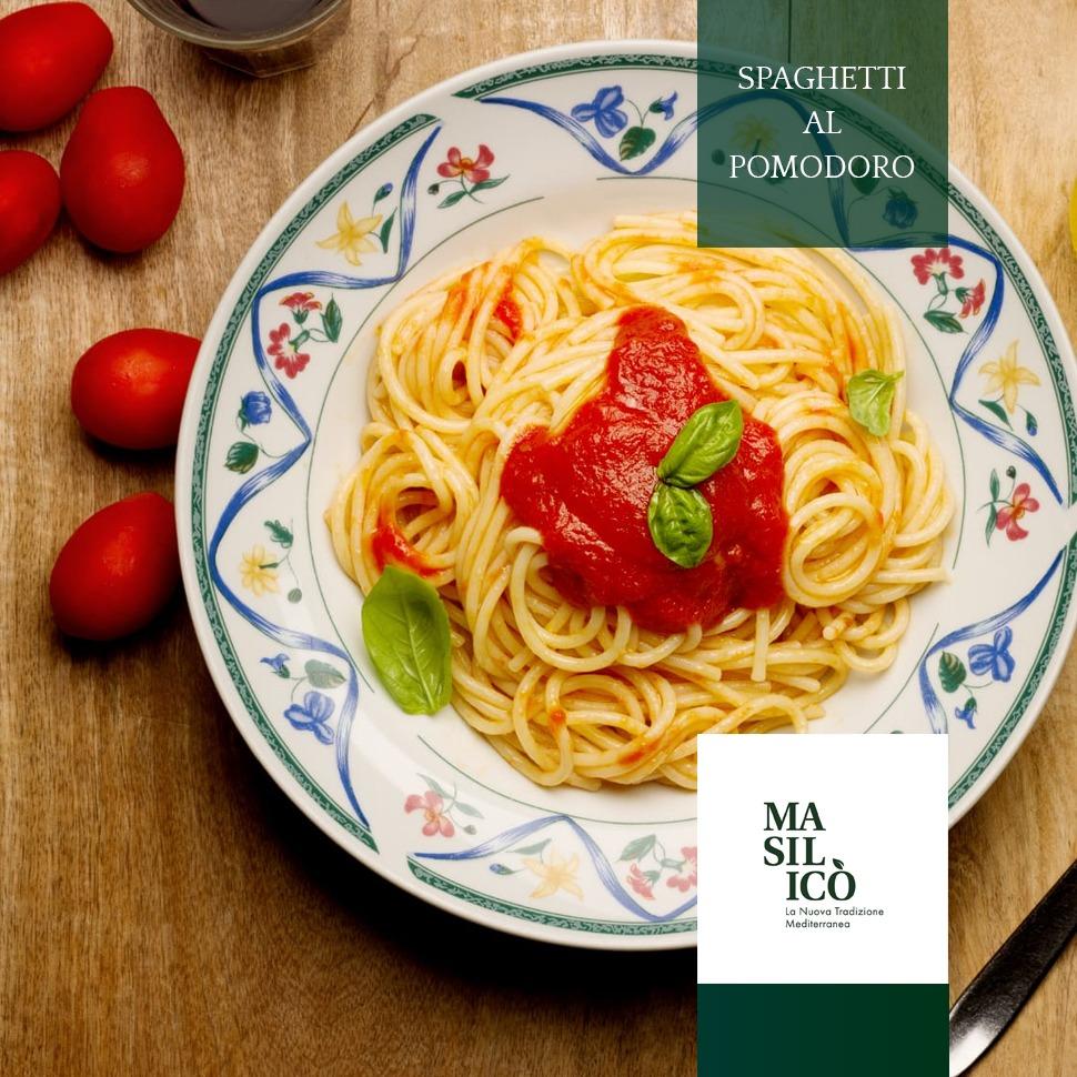 Spaghetti al pomodoro, la nuova ricetta della settimana