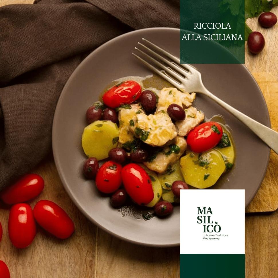 La ricetta della settimana, la ricciola alla siciliana