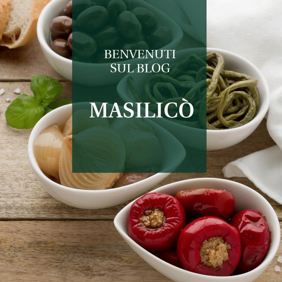 Vi presentiamo il Blog Masilicò!