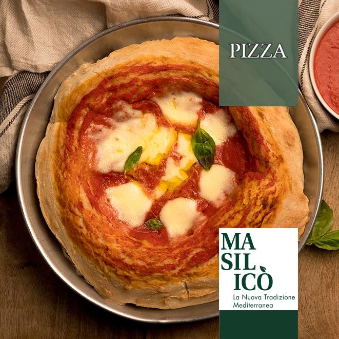 La Ricetta della settimana di Masilicò: la Pizza!