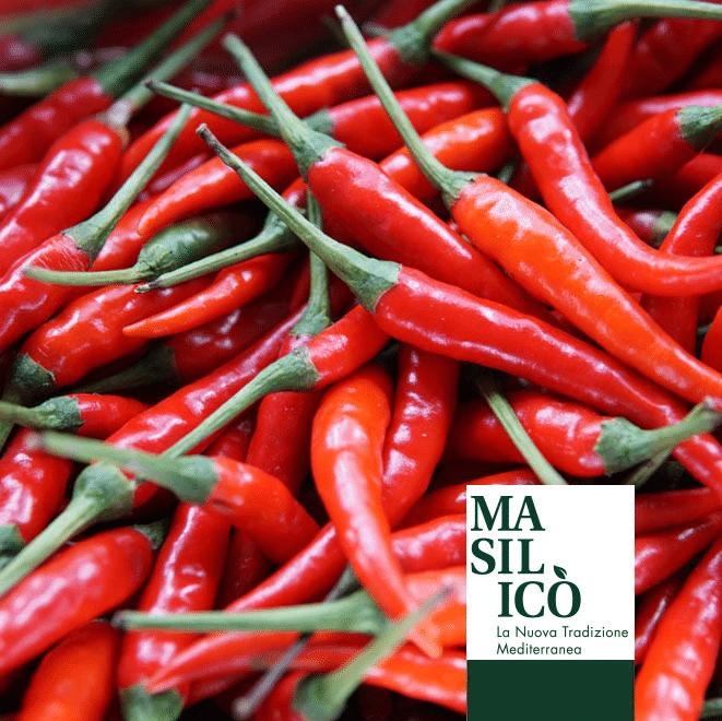 L'olio piccante al peperoncino: il nuovo articolo Blog Masilicò