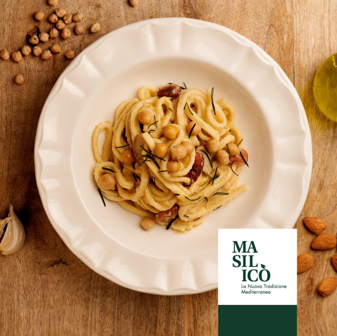 La ricetta della settimana: scialatielli ai ceci di Cicerale