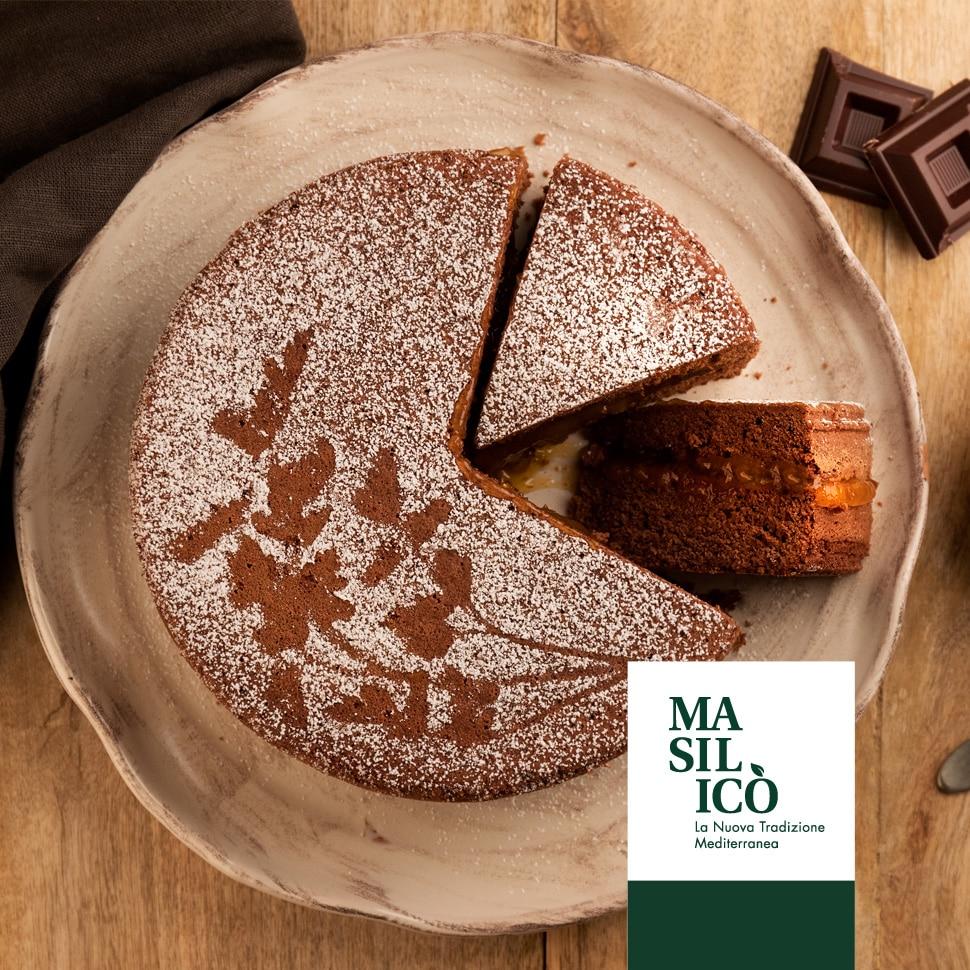 La ricetta della settimana: Torta al cioccolato con confettura d'albicocche