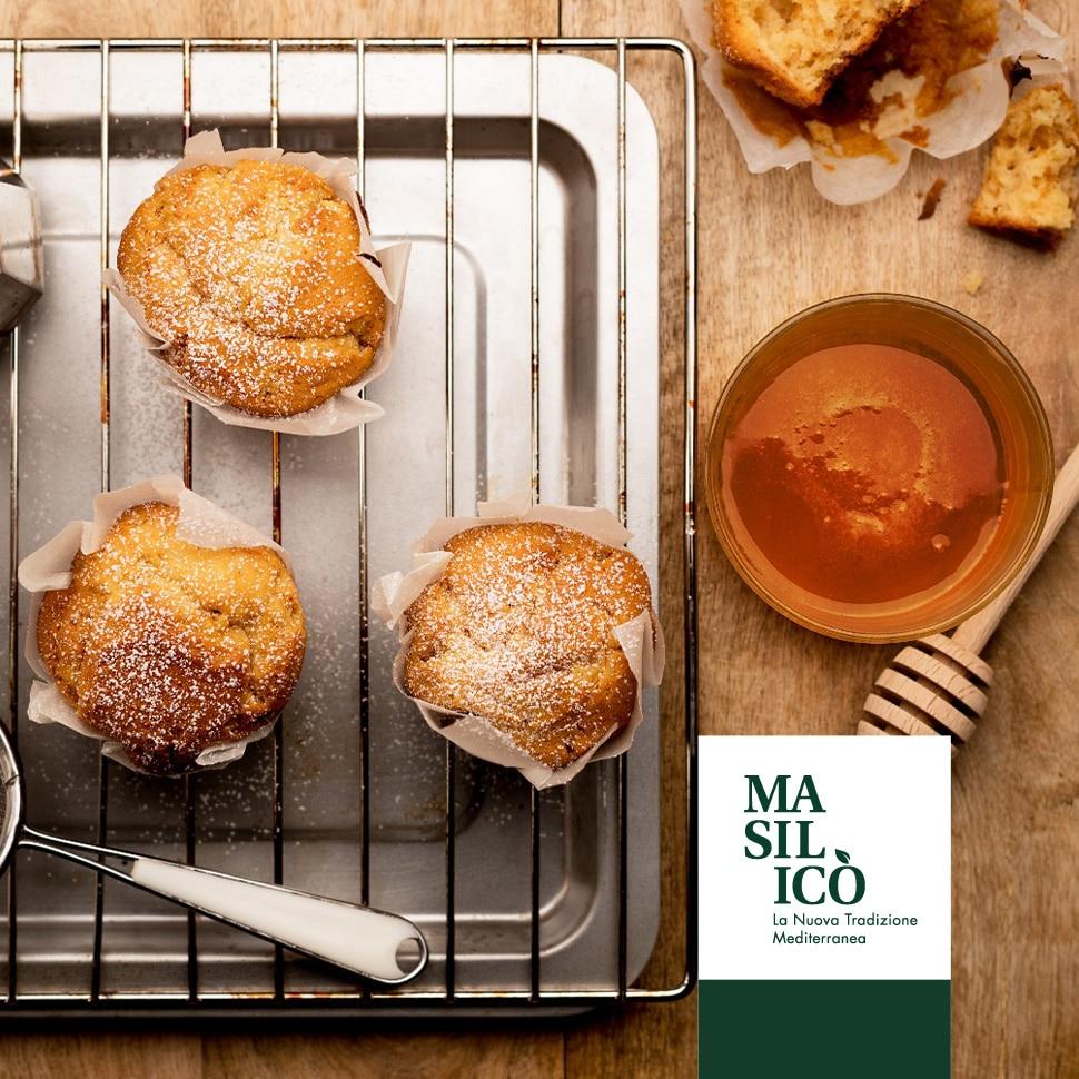 La ricetta della settimana: muffin al miele di castagno