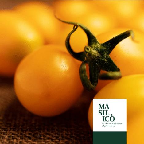 Blog Masilicò – I pomodorini gialli