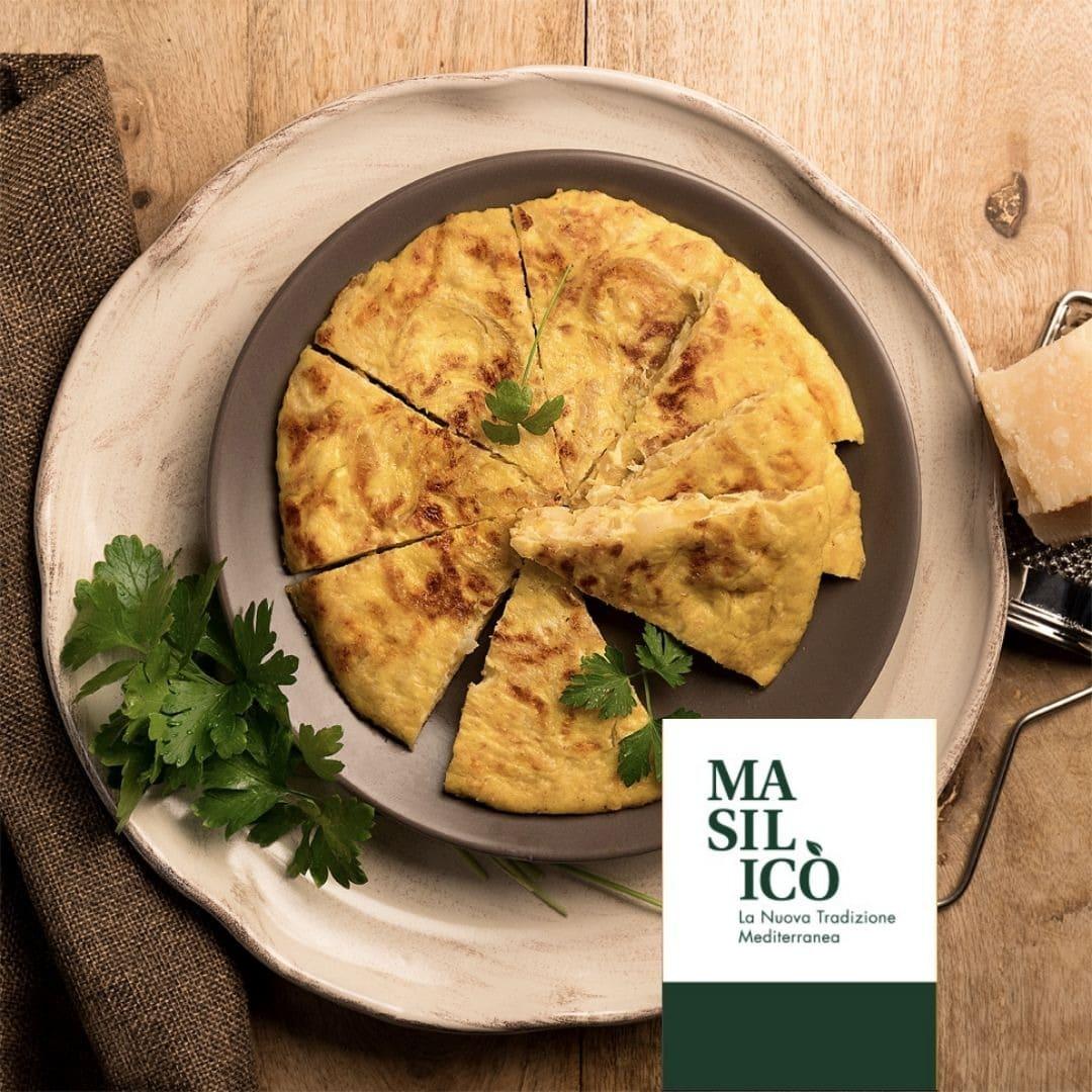 Frittata di cipolle ramate: La Ricetta della Settimana