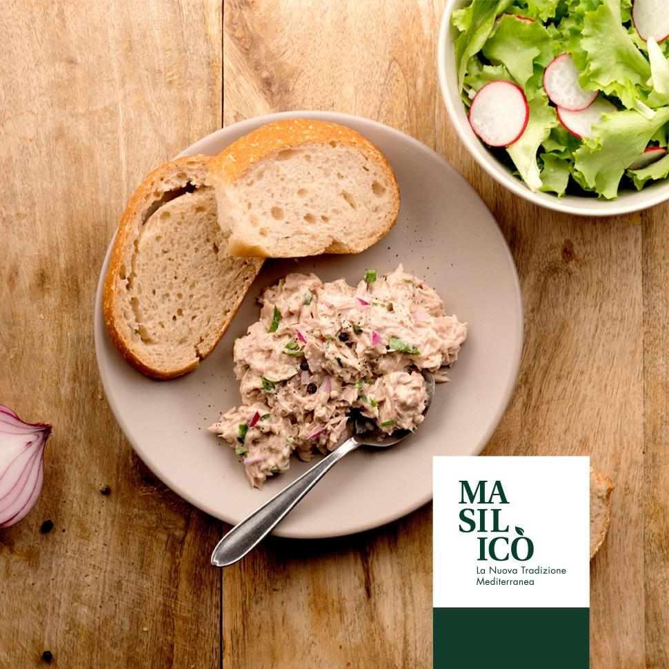 La Ricetta della Settimana: insalata di tonno