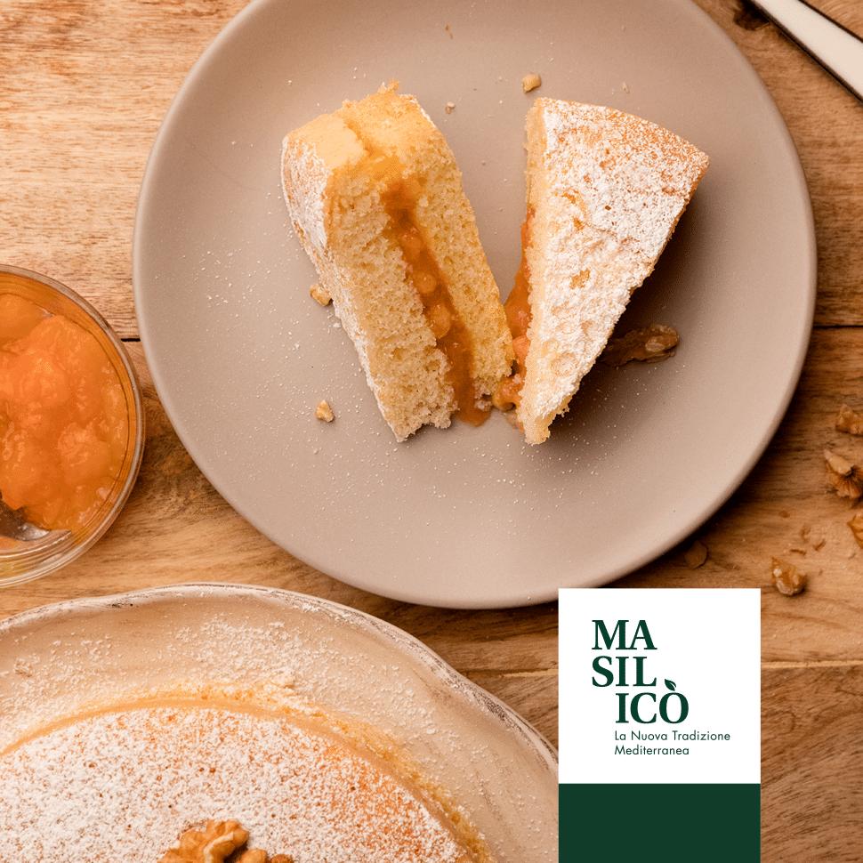 Torta morbida con confettura – La Ricetta Masilicò