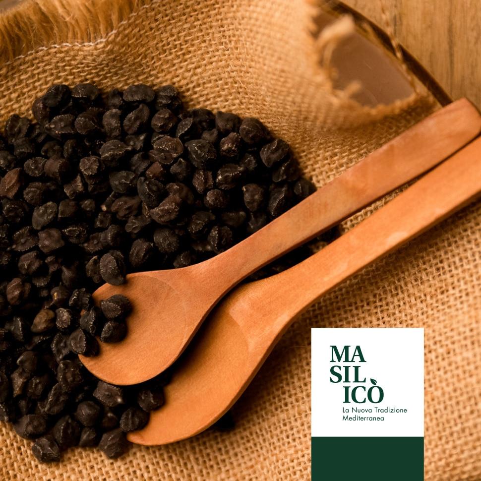 Ceci neri di Cicerale Masilicò: un tesoro in tavola