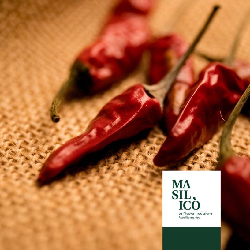 Il peperoncino: rosso fuoco!